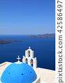 Greece, Santorini Fira 42586497