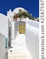 Greece, Santorini Fira 42587597