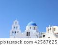 Greece, Santorini Fira 42587625