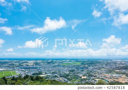 [愛知縣]從Zaoyama天文台觀看 42587818
