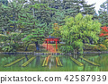 kagami-ike pond, pond, lagoon 42587939