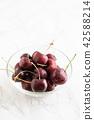 美國櫻桃 櫻桃 食物 42588214