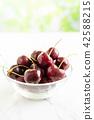 美國櫻桃 櫻桃 食物 42588215