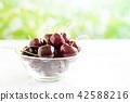 美國櫻桃 櫻桃 食物 42588216