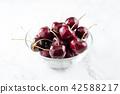 美國櫻桃 櫻桃 食物 42588217