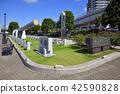 요코스카시 [여름] 붸루니 공원 전함 무츠 주포 42590828