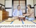 生活,老夫妻,韓國人 42591505