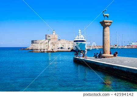 Saint Nicholas Fort, Rhodes island 42594142