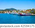 Marmaris city view in Turkey 42594175