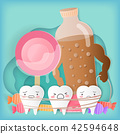 tooth with decay problem 42594648