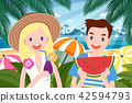 Hot summer party 42594793