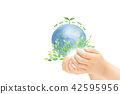 친환경 이미지 42595956