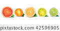 fruit, lemon, citrus 42596905