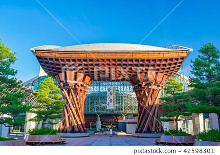 金澤站Kenrokuen峽口口 42598301