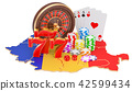 Casino and gambling industry in Romania 42599434