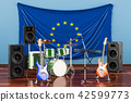Music, rock bands from the European Union 42599773