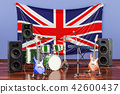 Music, rock bands from the United Kingdom 42600437
