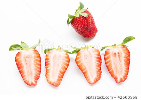 療癒水果草莓 癒やしフルーツの苺 Healing fruits strawberry 超級食物 營養 42600568