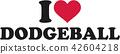 dodgeball_i_love.eps 42604218