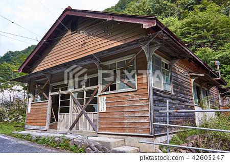 사이타마 현 치치 부 광산의 폐허 42605247