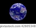 ภาพประกอบ CG ของโลก 42605348
