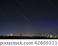 sky night star 42609311