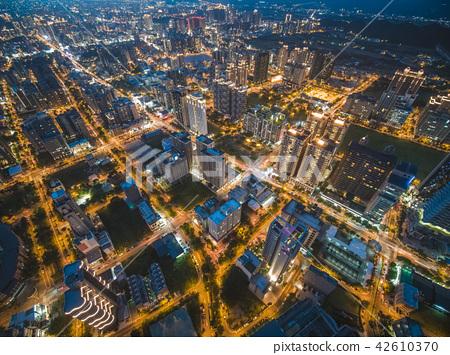 夜景 城市景观 城市风光 42610370