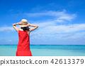 ทะเลและผู้หญิงของโอกินาว่าเดินทางโดยลำพัง 42613379