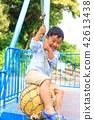 park, parks, playground 42613438