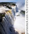 Iguazu Falls in Brazil 42614035