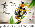 Oolong tea ads 42615984