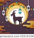 Eid al adha design 42616108