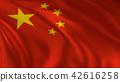 中国 瓷器 旗帜 42616258