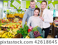 family, store, shopping 42618645