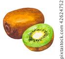 과일, 키위, 음식 42624752