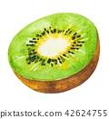 奇异果 水果 清新 42624755