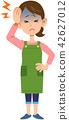 headache, migraine, ailment 42627012