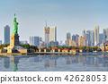 Statue of Liberty on Liberty Island  42628053