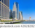 Lower Manhattan.Financial capital of America  42628282