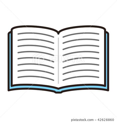 A light blue cover book 42628860
