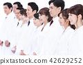 科学家科学博士科学团队大型团体研究女性男性 42629252