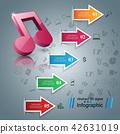 clef treble icon 42631019