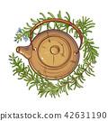 rosemary, fresh, isolated 42631190