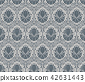 vintage seamless pattern 42631443