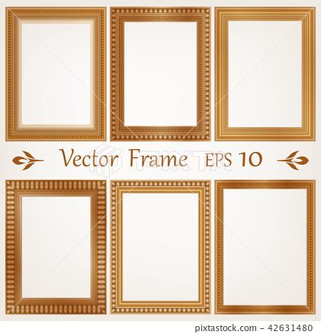 vintage frame 42631480