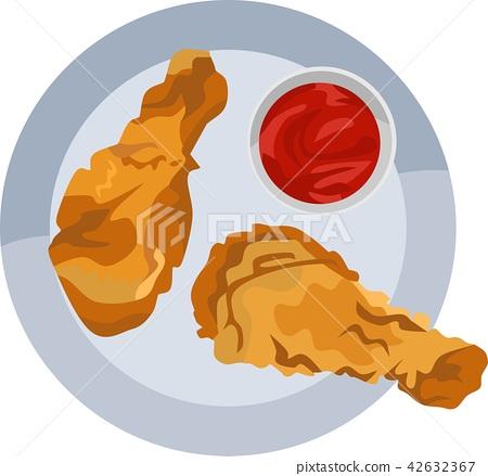 Fried Chicken 42632367