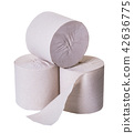 toilet paper close-up 42636775