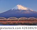水管橋和富士山 -  6018 42638929