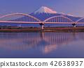 水管橋和倒置富士6040 42638937