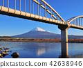 水管橋和倒置Fuji-6052 42638946